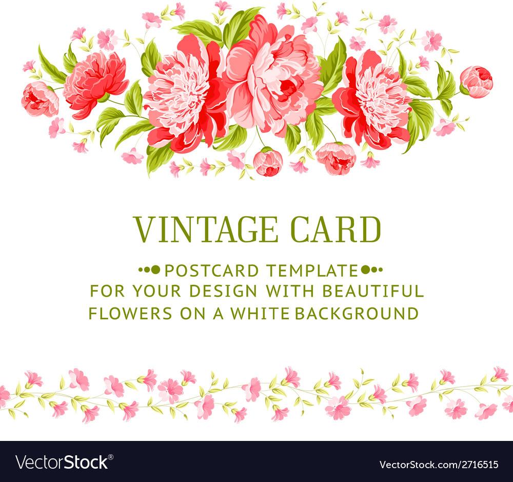 Luxurious invitation card vector   Price: 1 Credit (USD $1)