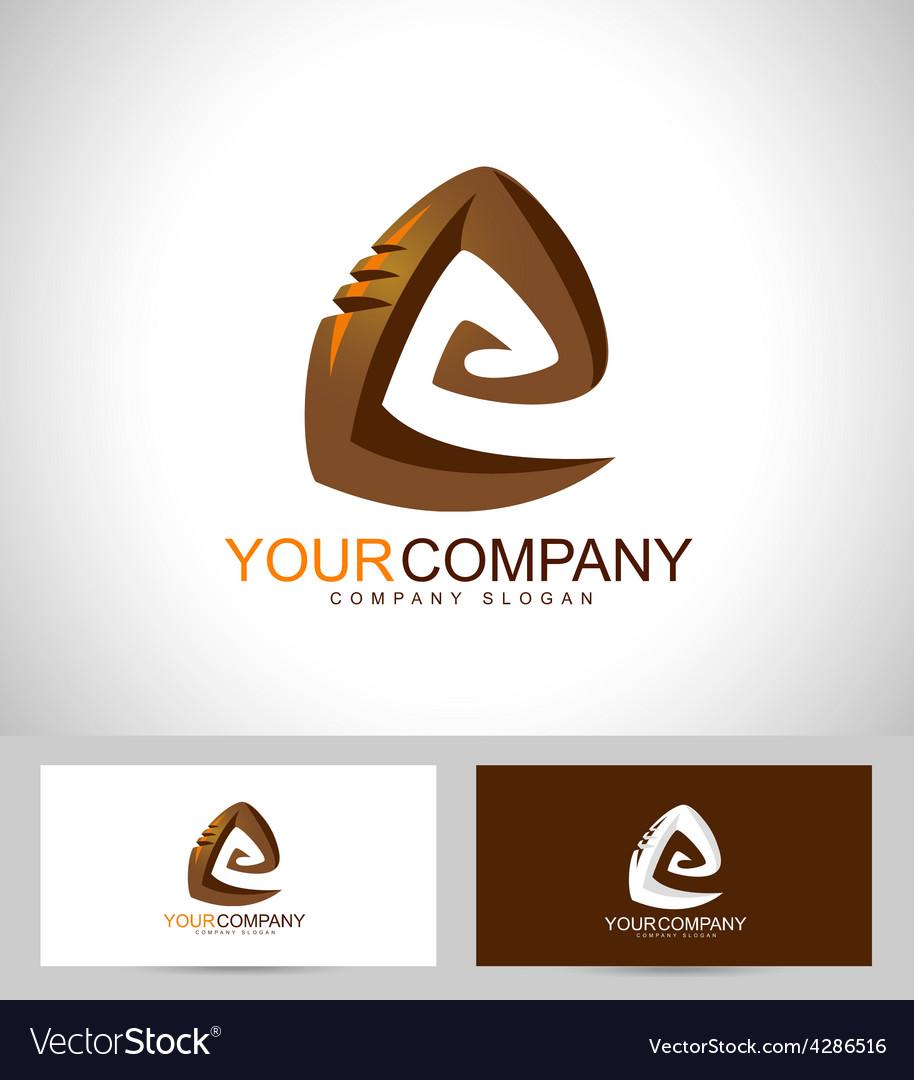 Spiral design creative vector | Price: 1 Credit (USD $1)