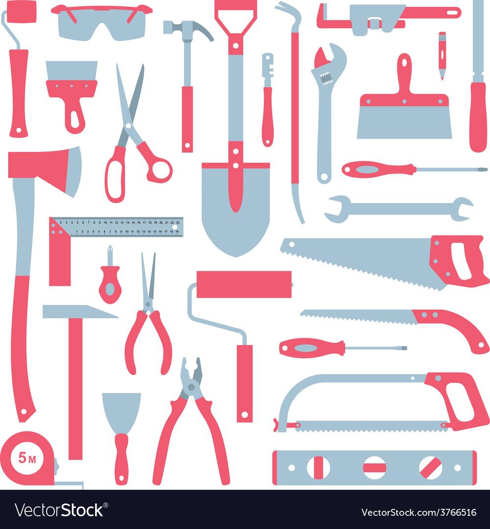 Tools set vector   Price: 1 Credit (USD $1)