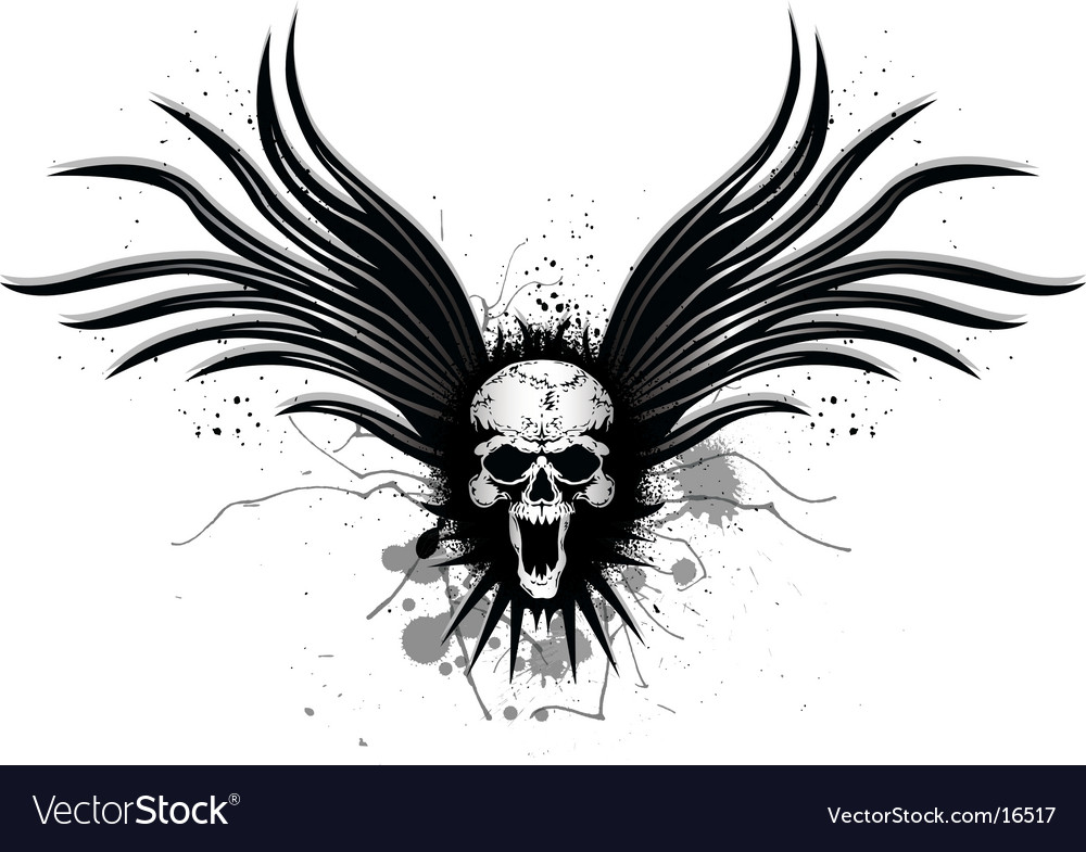 Darkness wing vector | Price: 1 Credit (USD $1)