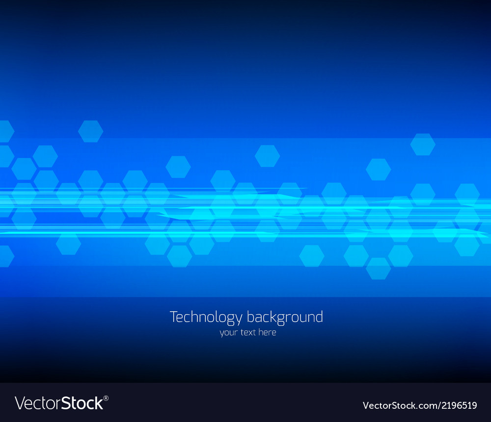 Abstract tech background vector | Price: 1 Credit (USD $1)