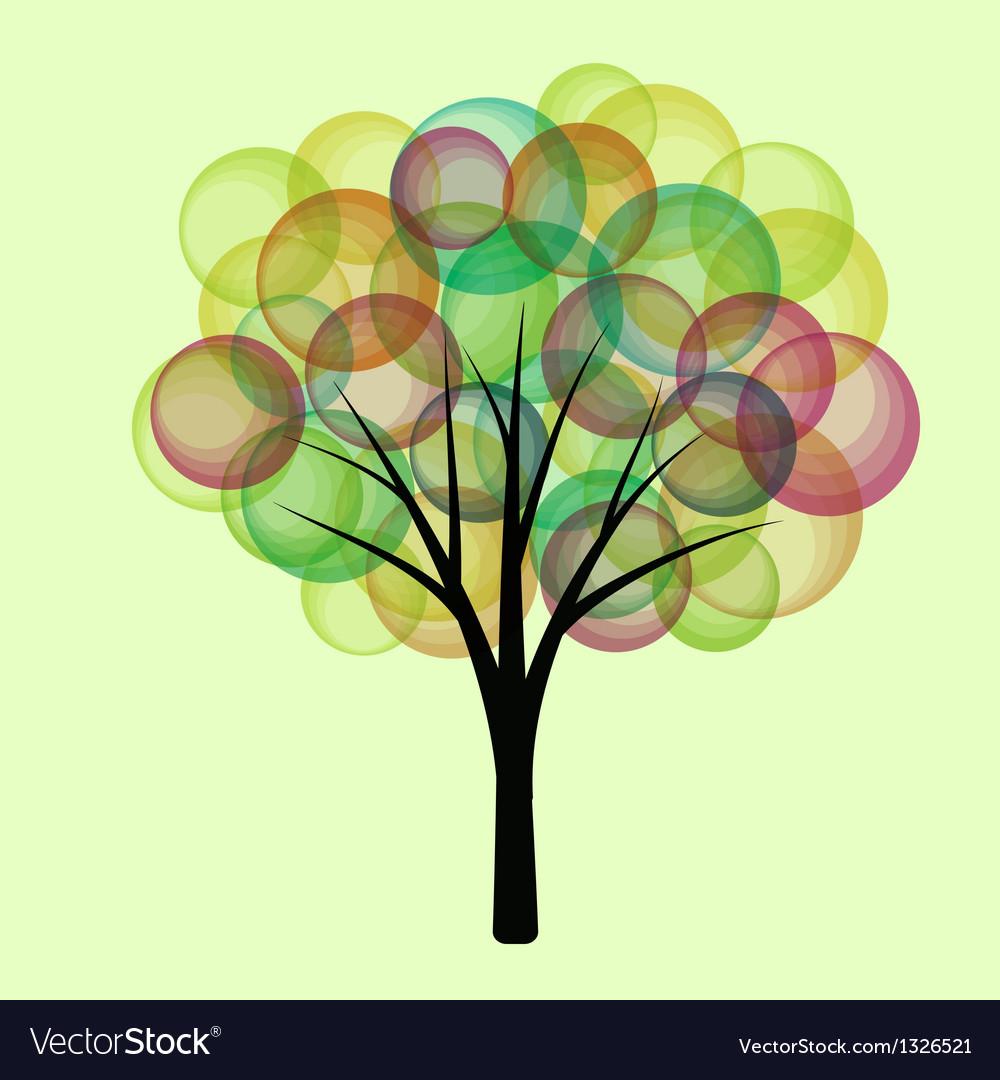 Fantasy tree vector | Price: 1 Credit (USD $1)