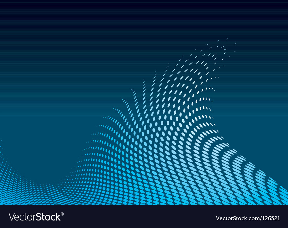 Ocean wave background vector | Price: 1 Credit (USD $1)
