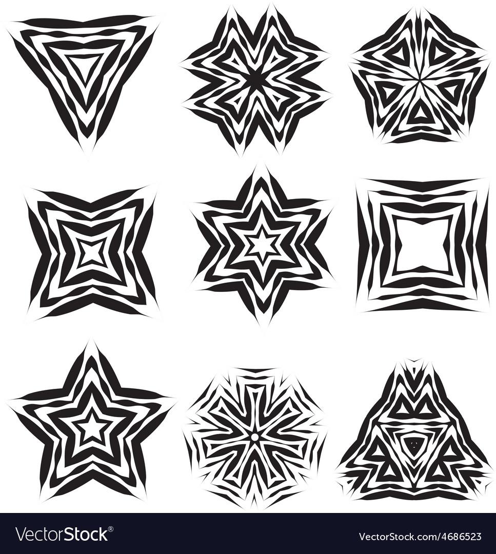 Calligraphic decorative elements vector   Price: 1 Credit (USD $1)