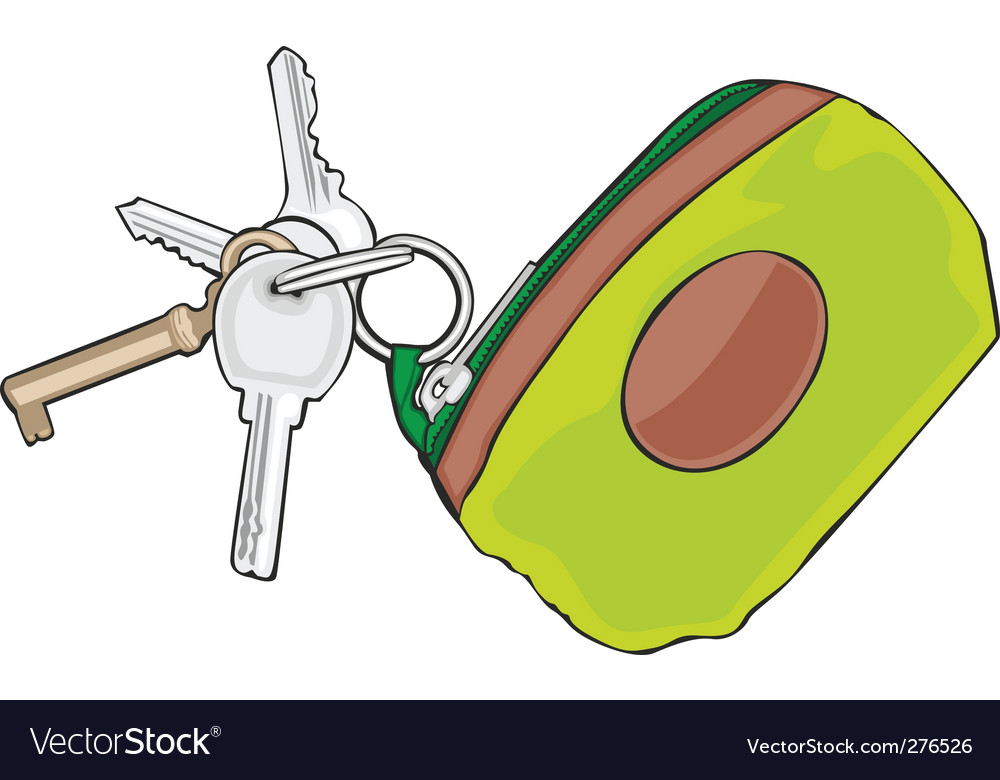 Key holder vector | Price: 1 Credit (USD $1)