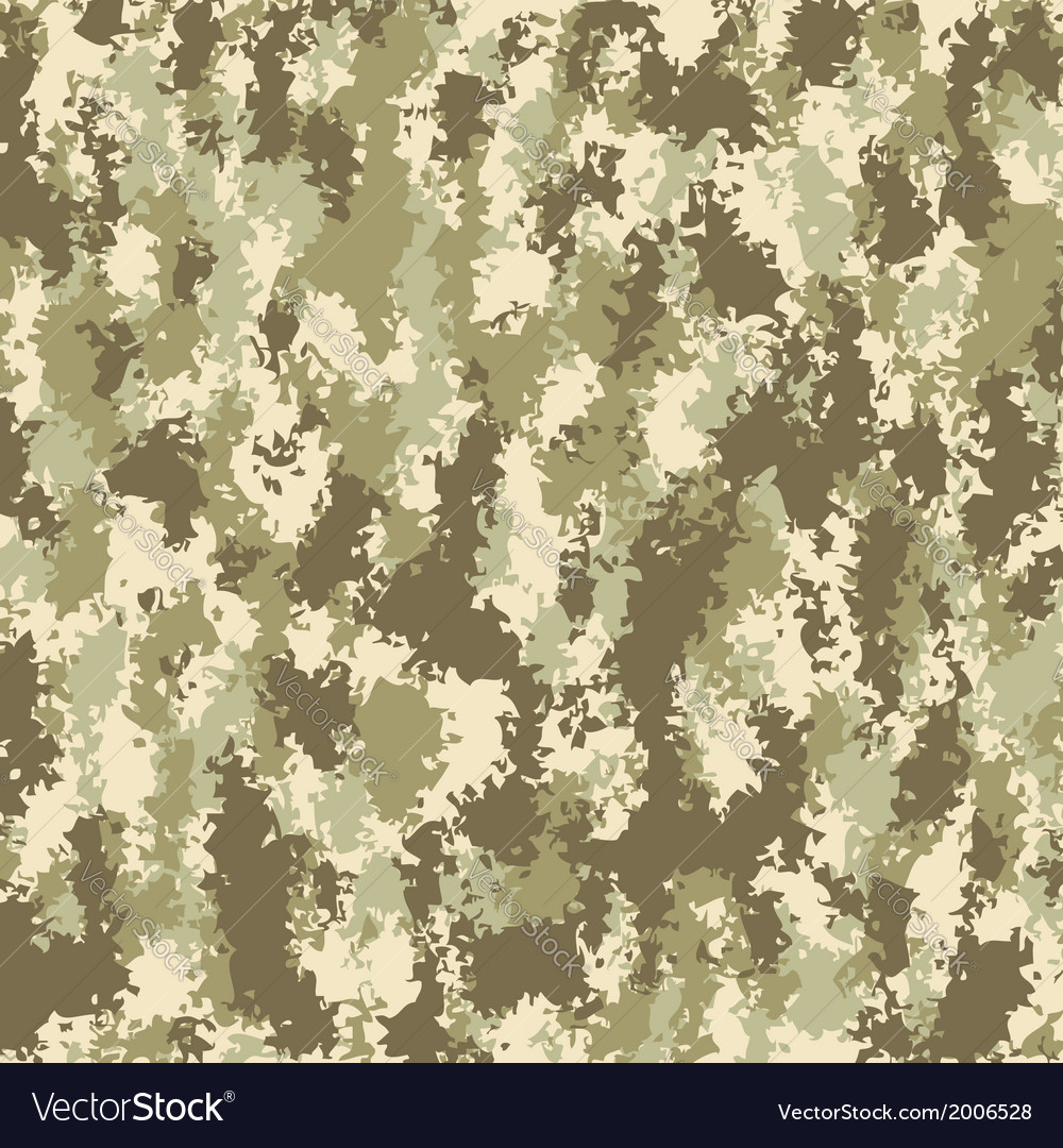 Camouflage pattern vector | Price: 1 Credit (USD $1)
