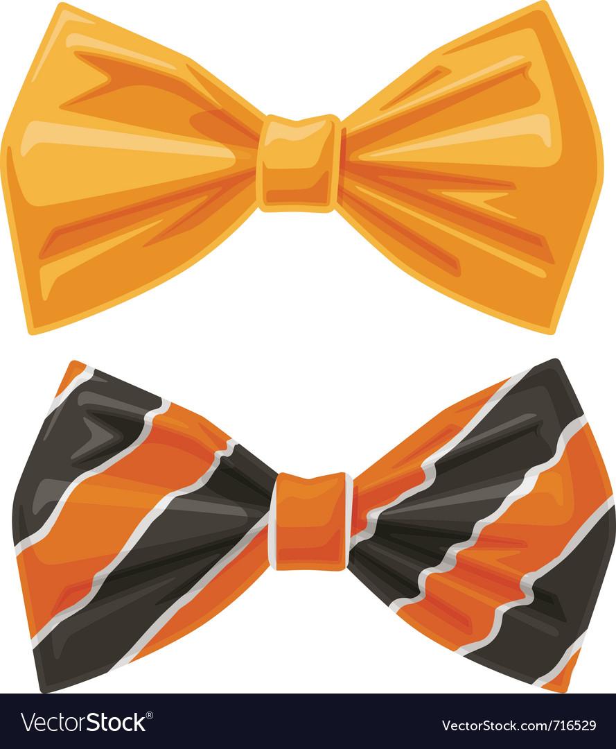 Bow ties vector | Price: 1 Credit (USD $1)