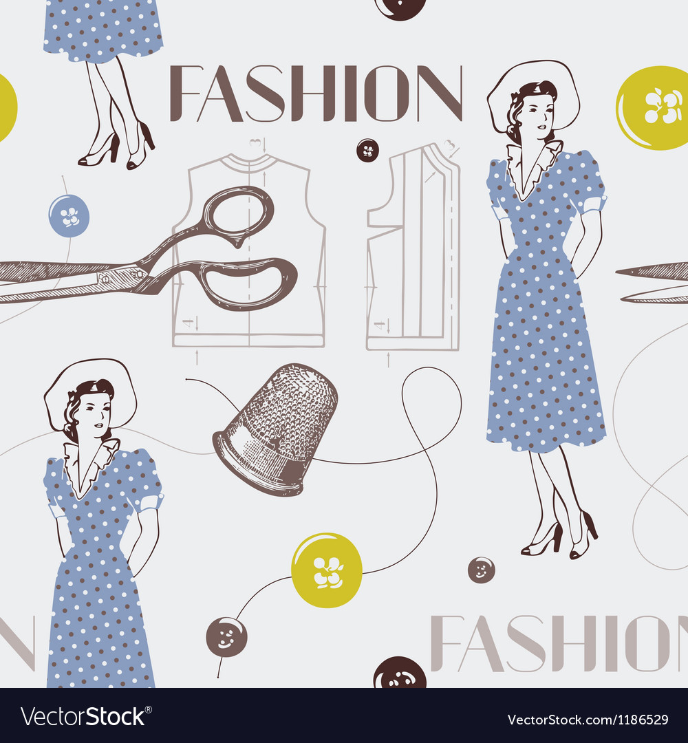 Fashion background vector | Price: 1 Credit (USD $1)