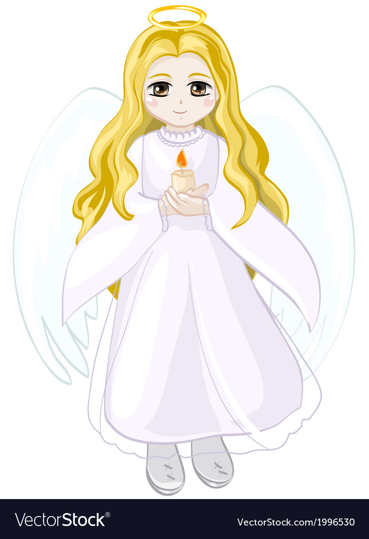 Easter angel vector | Price: 1 Credit (USD $1)