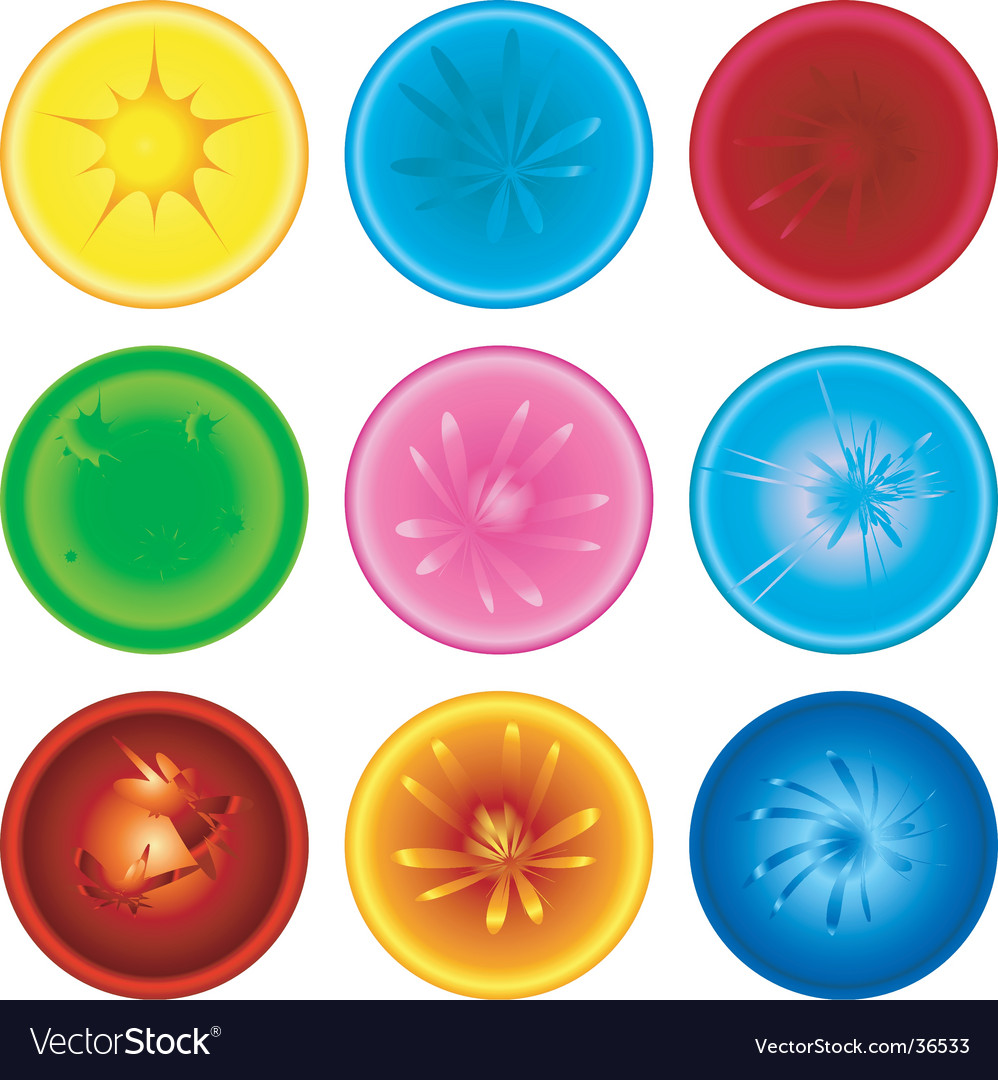 Marbles vector | Price: 1 Credit (USD $1)