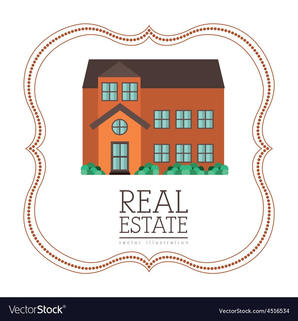 Real estate design vector   Price: 1 Credit (USD $1)