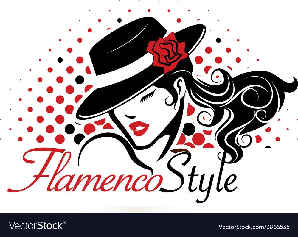 Flamenco concept vector | Price: 1 Credit (USD $1)
