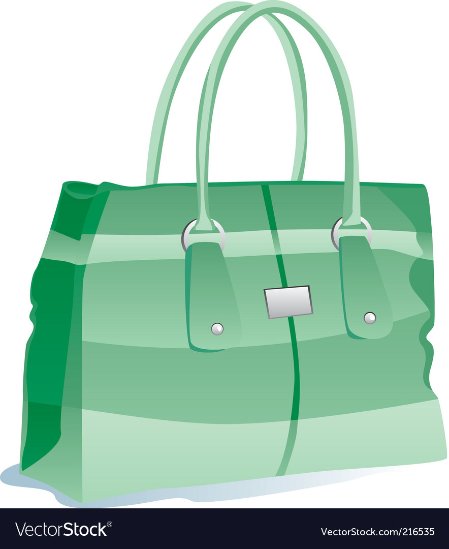 Hand bag vector | Price: 1 Credit (USD $1)
