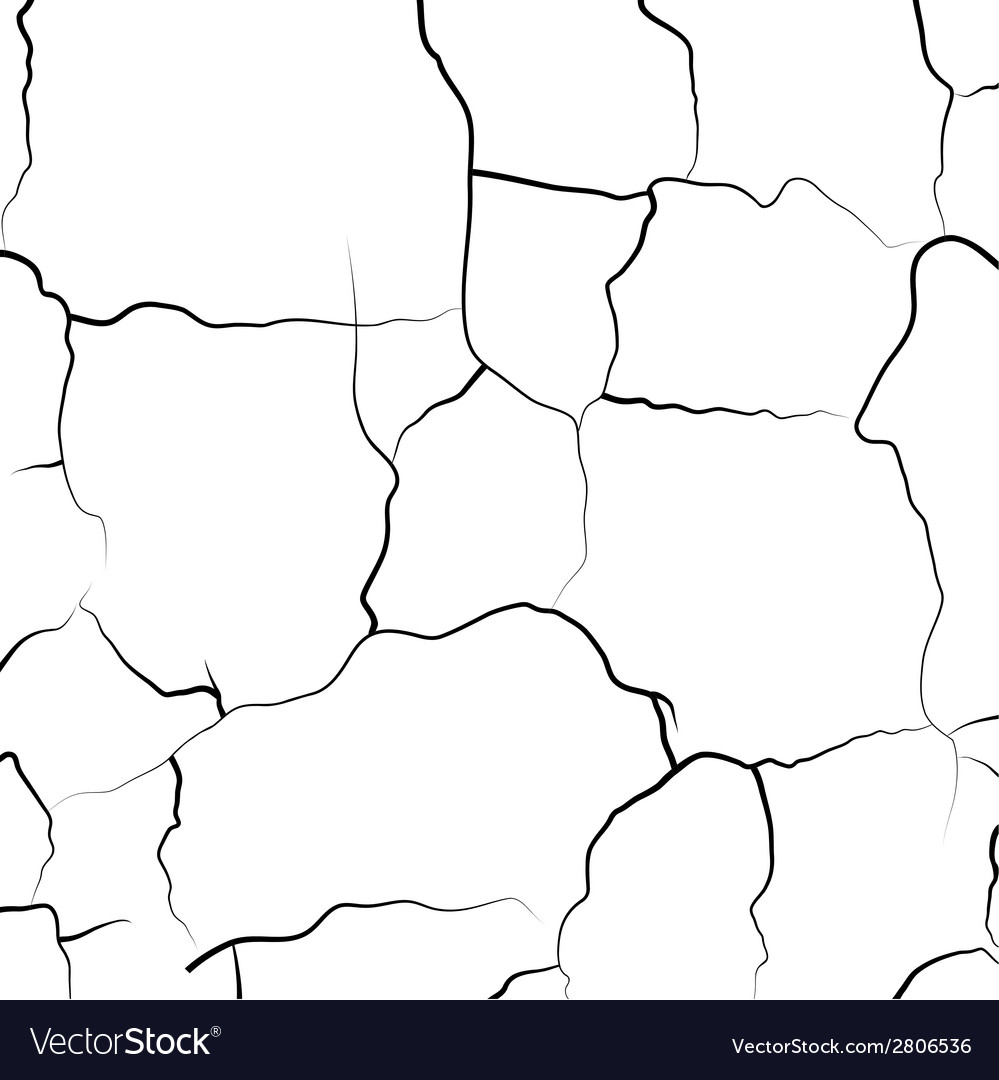 Cracked grunge background vector | Price: 1 Credit (USD $1)