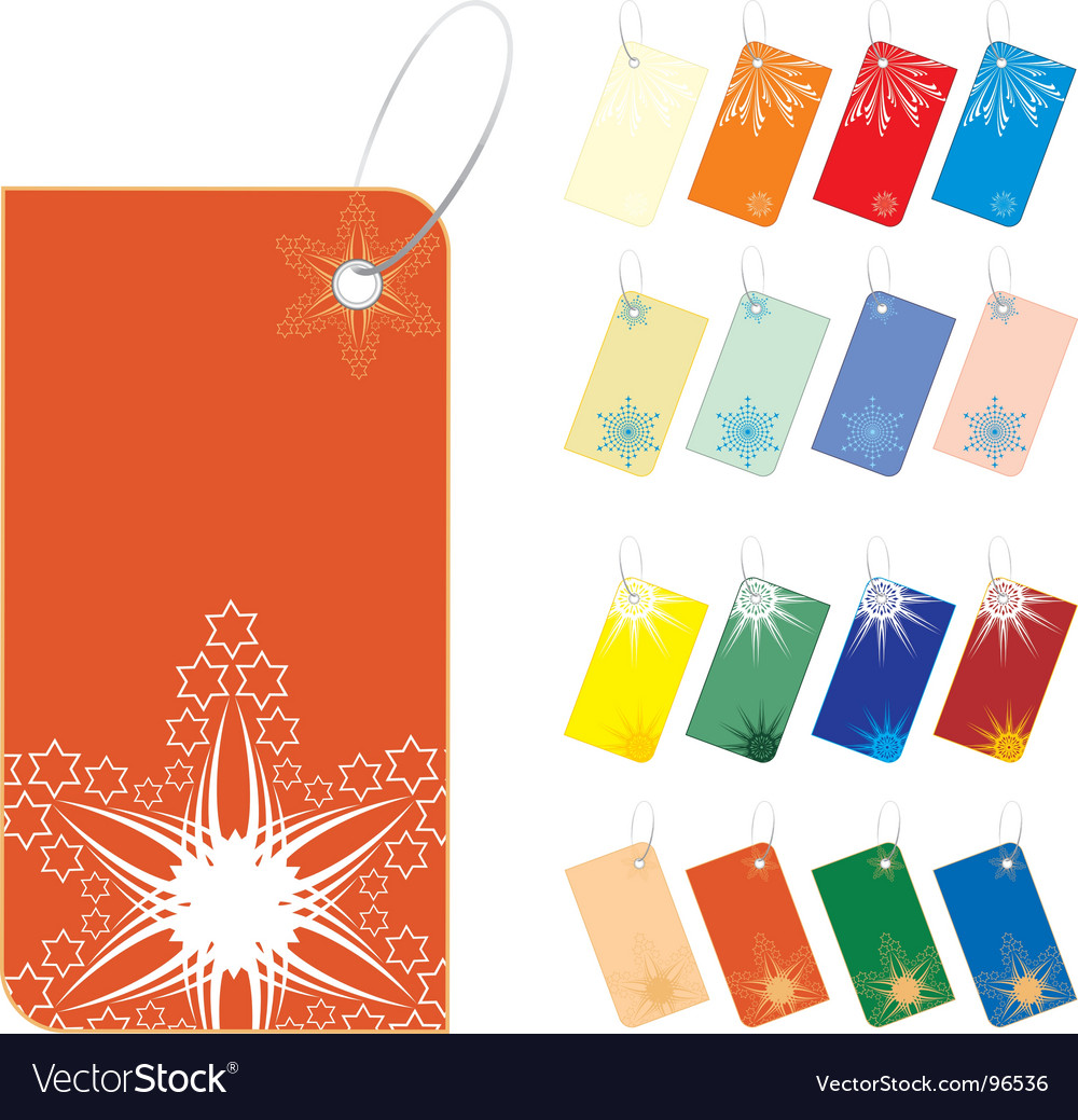 Winter sale tag vector | Price: 1 Credit (USD $1)