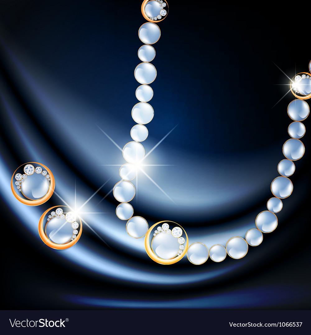 Jewelry gemstone set vector   Price: 1 Credit (USD $1)