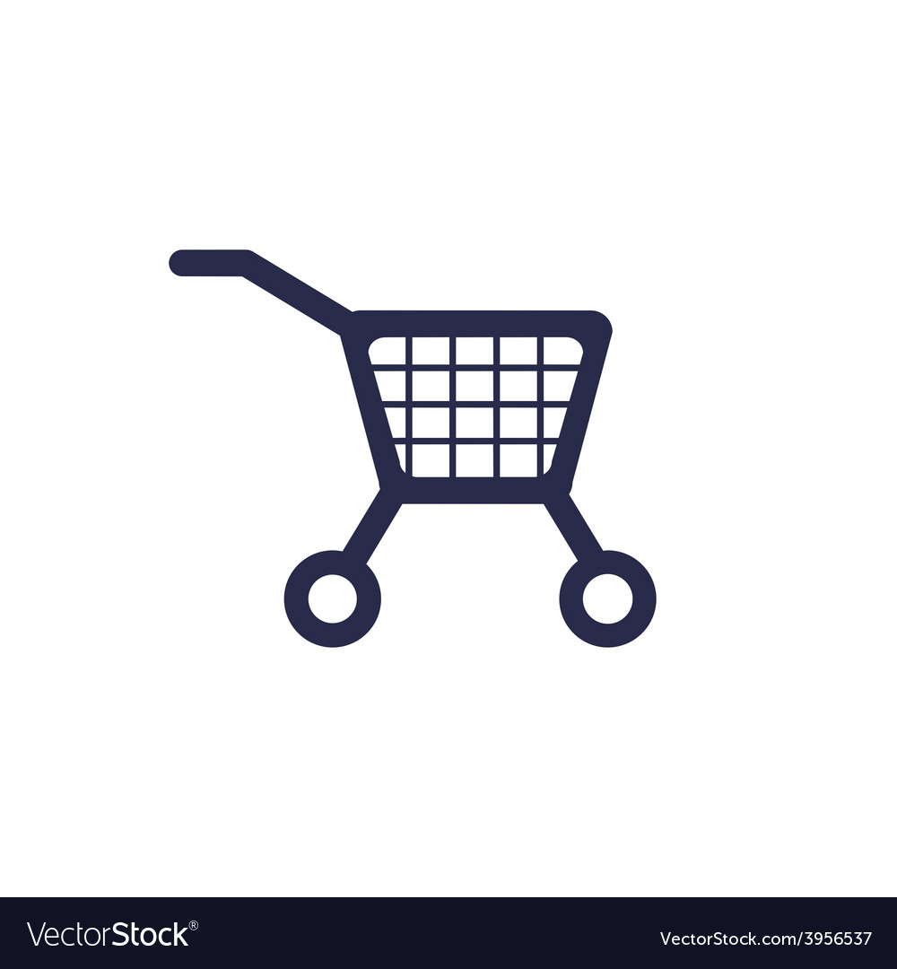 Trolley symbol vector | Price: 1 Credit (USD $1)