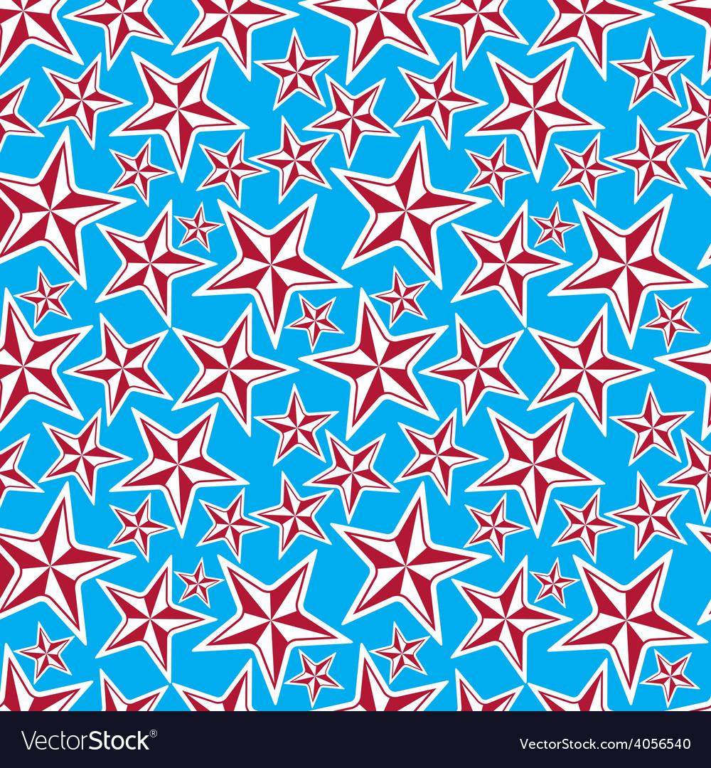 Celebration idea background beautiful stars vector | Price: 1 Credit (USD $1)