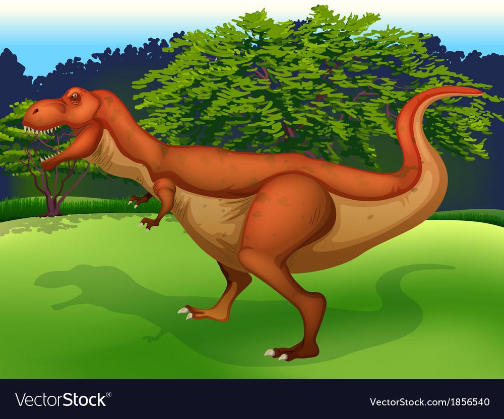 Tyrannosaurus vector   Price: 1 Credit (USD $1)