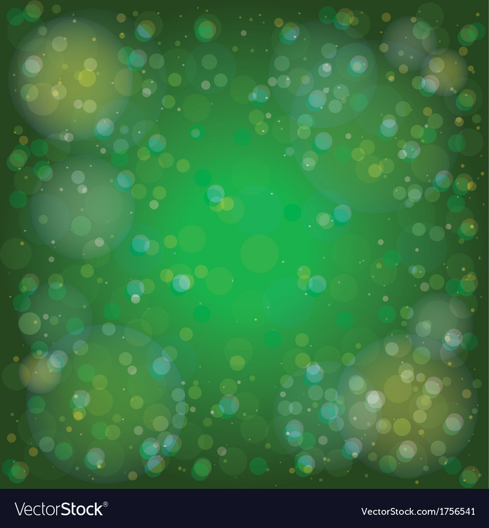 Abstract background bokeh vector | Price: 1 Credit (USD $1)