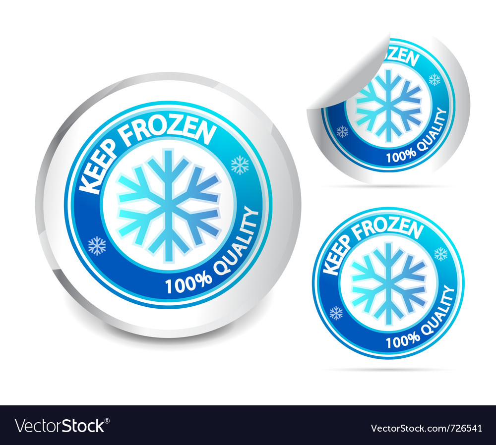 Keep frozen label vector | Price: 1 Credit (USD $1)
