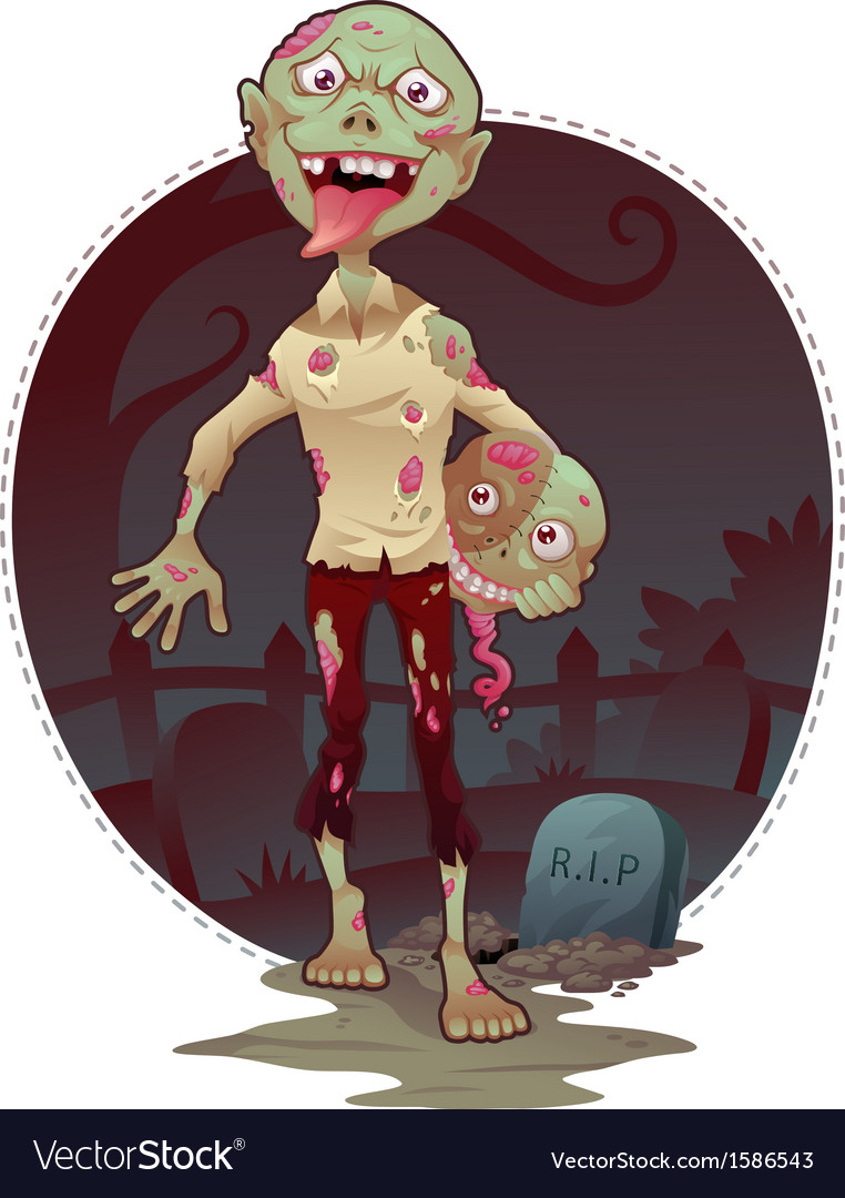Zombie bro vector | Price: 1 Credit (USD $1)