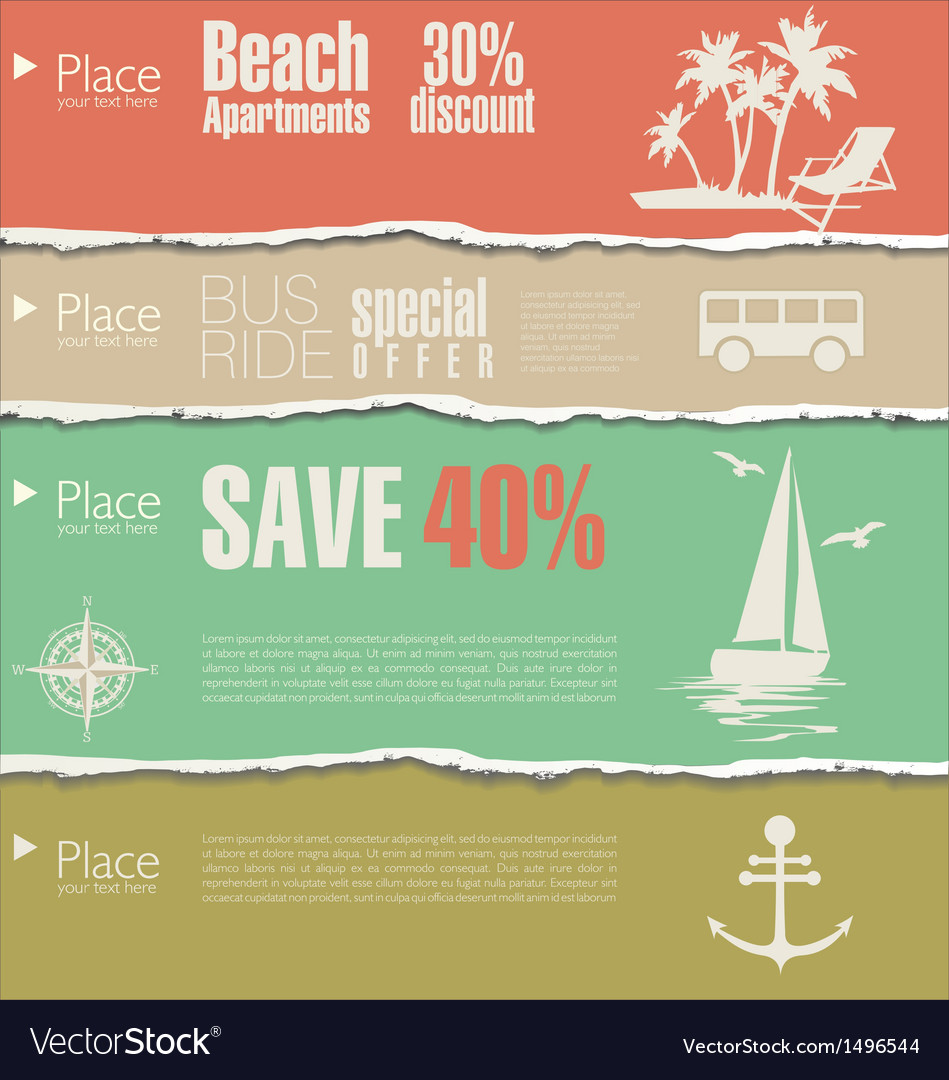 Travel background vector | Price: 3 Credit (USD $3)