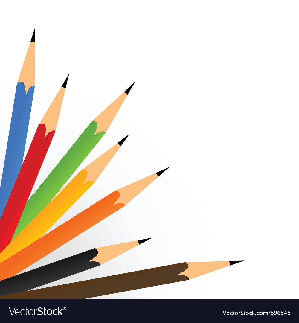 Framework pencils vector | Price: 1 Credit (USD $1)