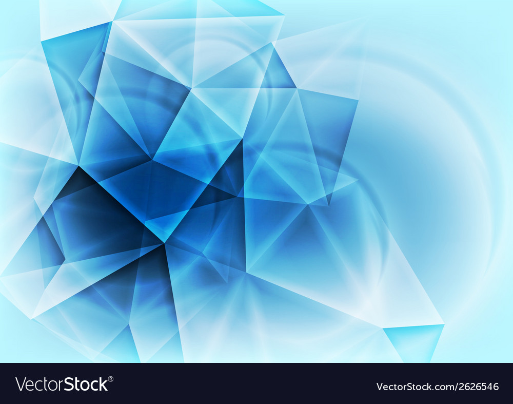 Hi-tech abstract blue design vector | Price: 1 Credit (USD $1)
