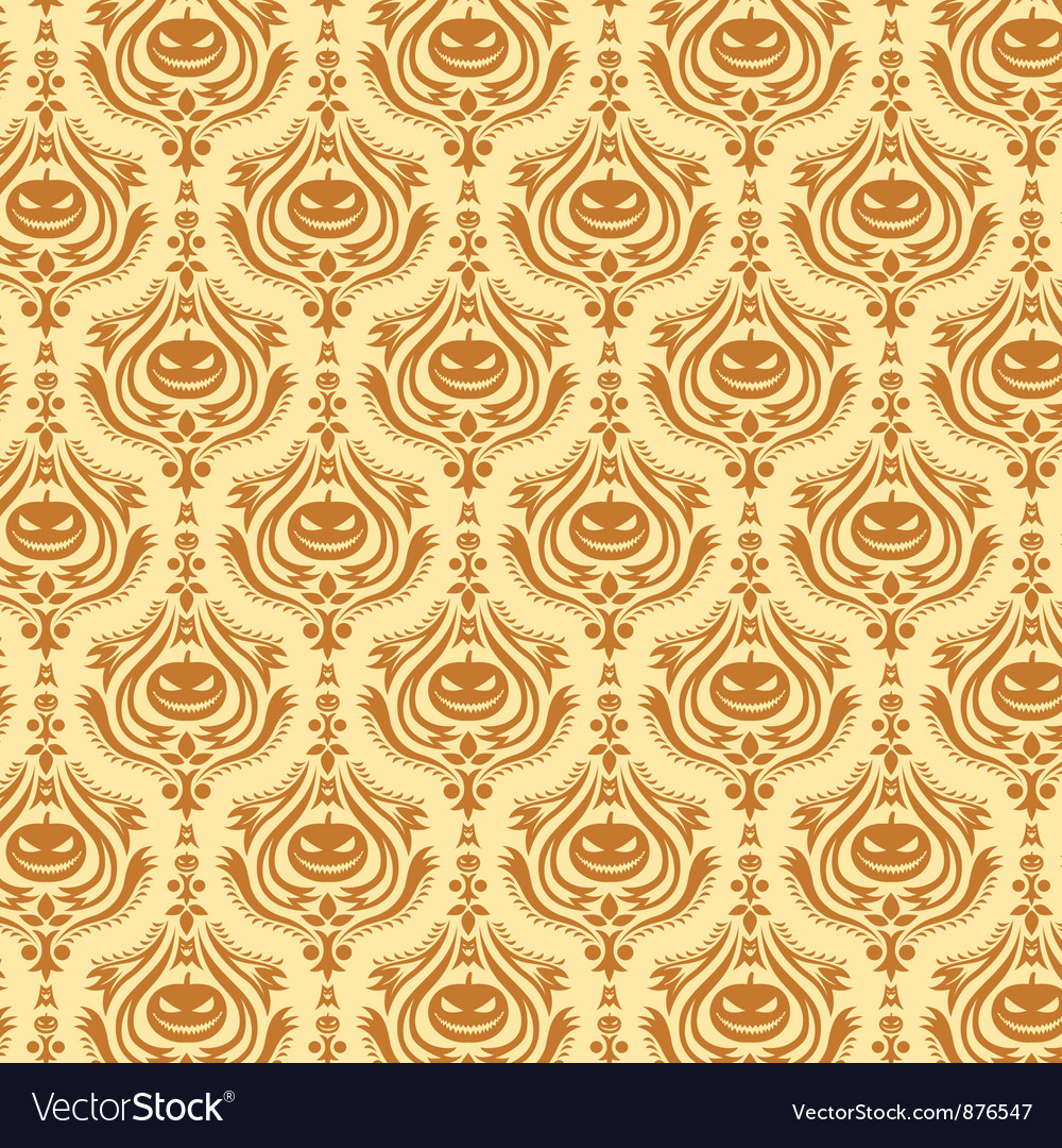 Damask decorative wallpaper vector | Price: 1 Credit (USD $1)