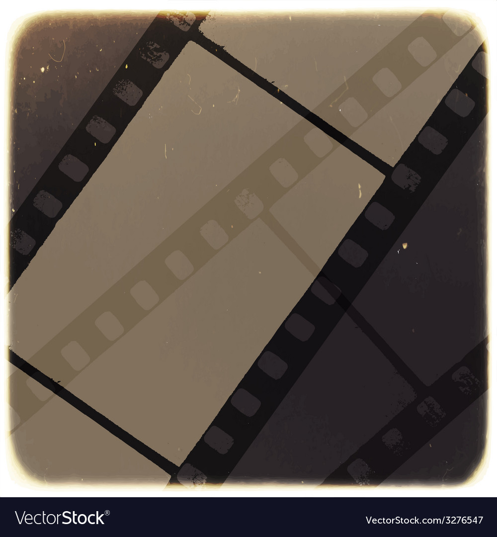Old filmstrip background vector | Price: 1 Credit (USD $1)