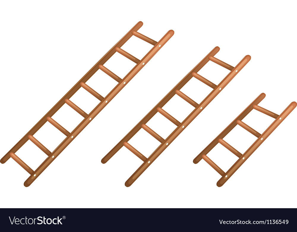 A ladder vector | Price: 1 Credit (USD $1)