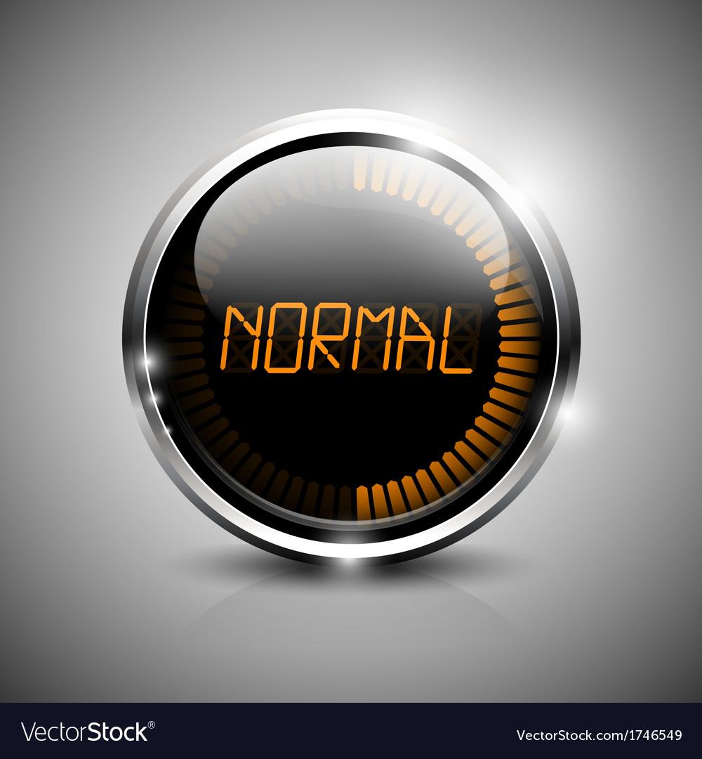 Normal symbol vector | Price: 1 Credit (USD $1)