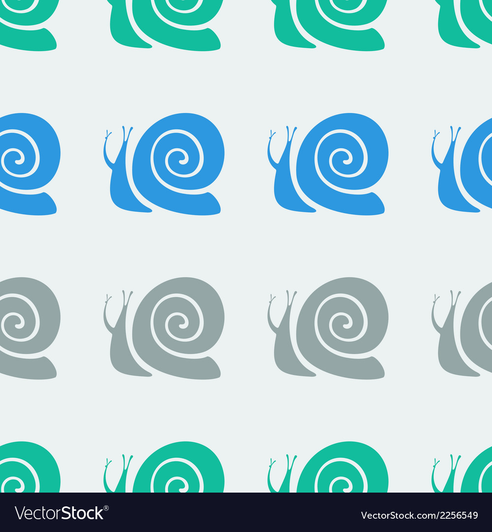 Snail pattern vector | Price: 1 Credit (USD $1)