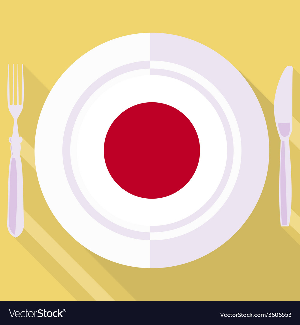 Kitchen of japan vector | Price: 1 Credit (USD $1)