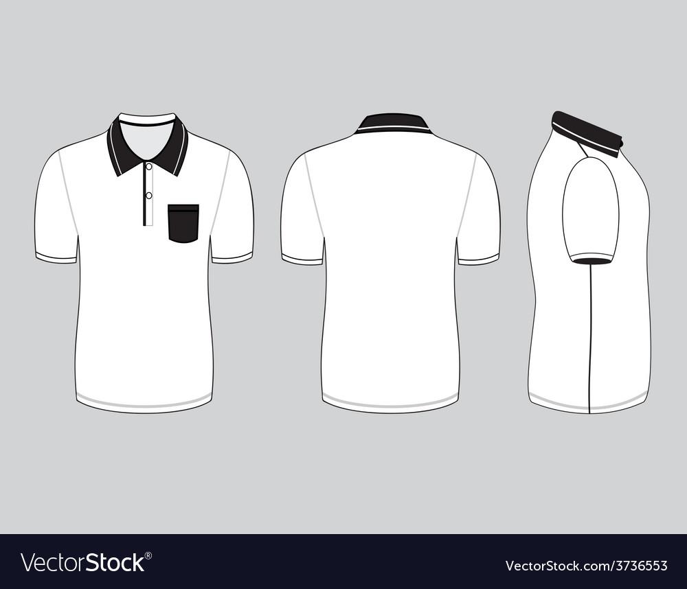 Polo shirt design templates vector | Price: 1 Credit (USD $1)