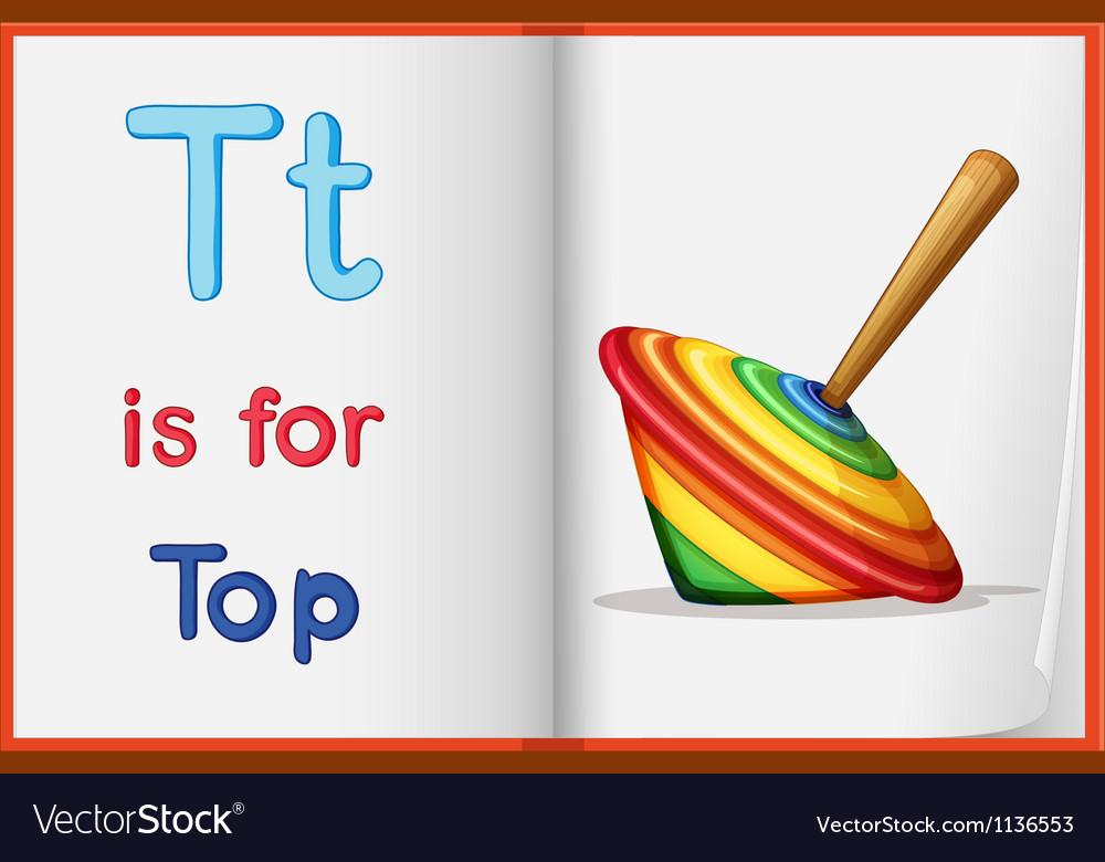 Top toy vector | Price: 1 Credit (USD $1)