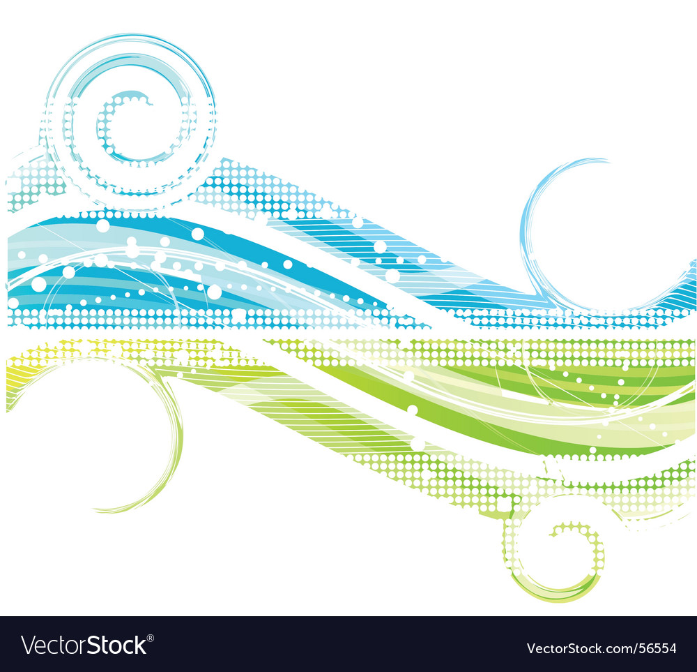 White circle vector | Price: 1 Credit (USD $1)