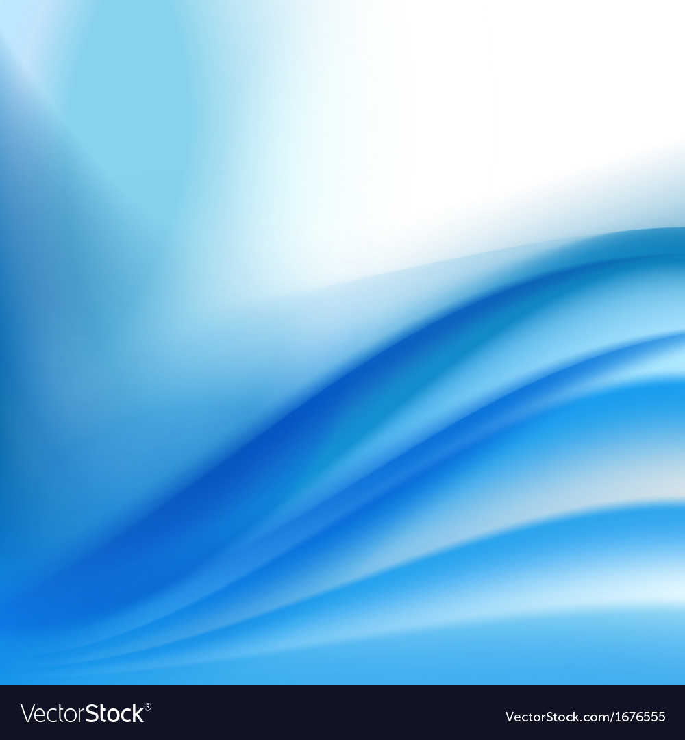 Abstract blue folding background vector | Price: 1 Credit (USD $1)