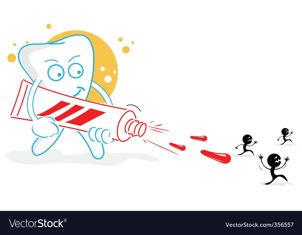 Happy teeth vector   Price: 1 Credit (USD $1)