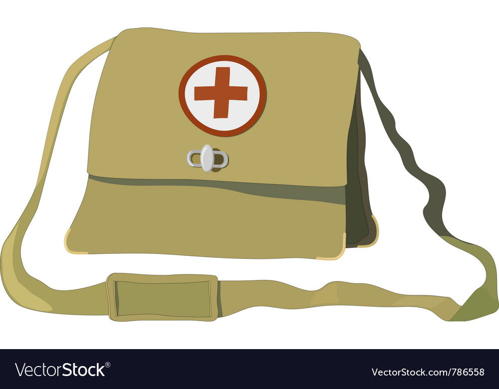 Nurse bag vector | Price: 1 Credit (USD $1)