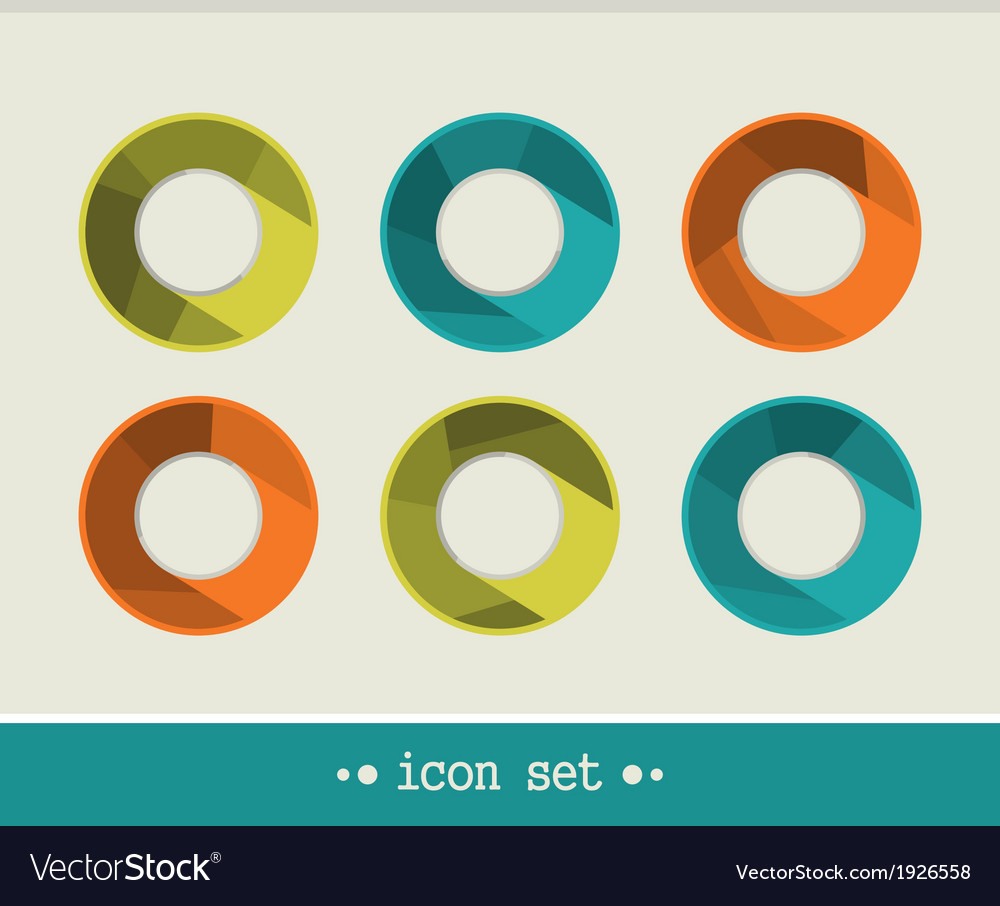 Universal icon set vector | Price: 1 Credit (USD $1)
