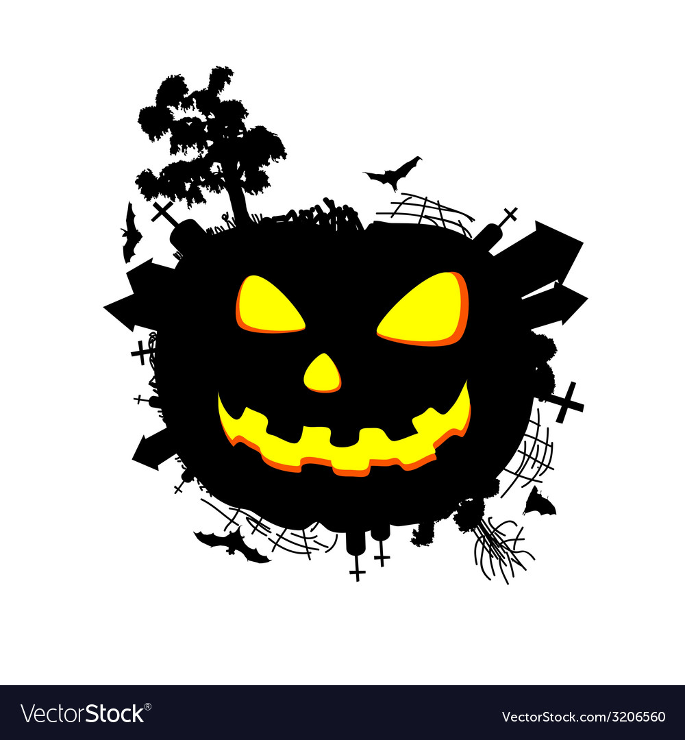 Halloween sweet and funny vector | Price: 1 Credit (USD $1)