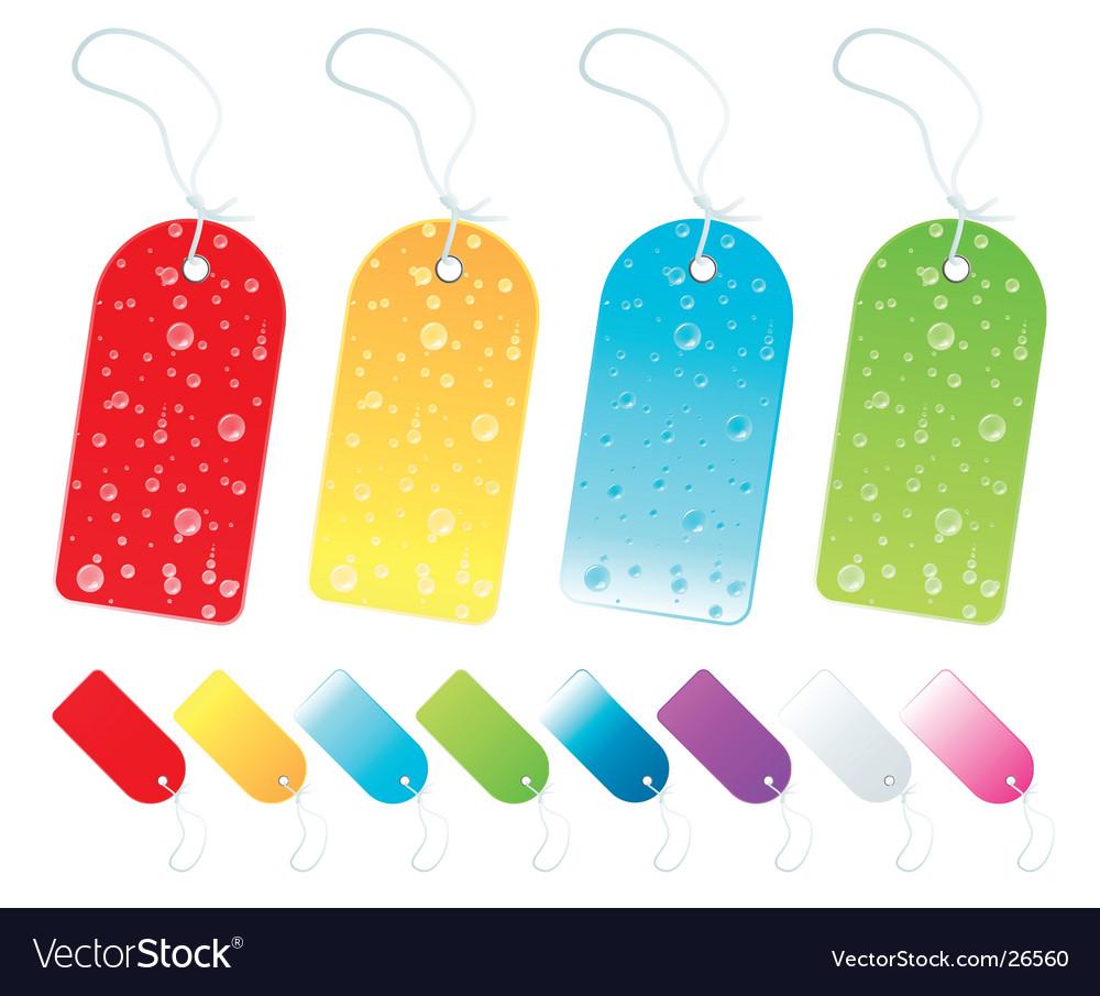 Seasons tags vector   Price: 1 Credit (USD $1)