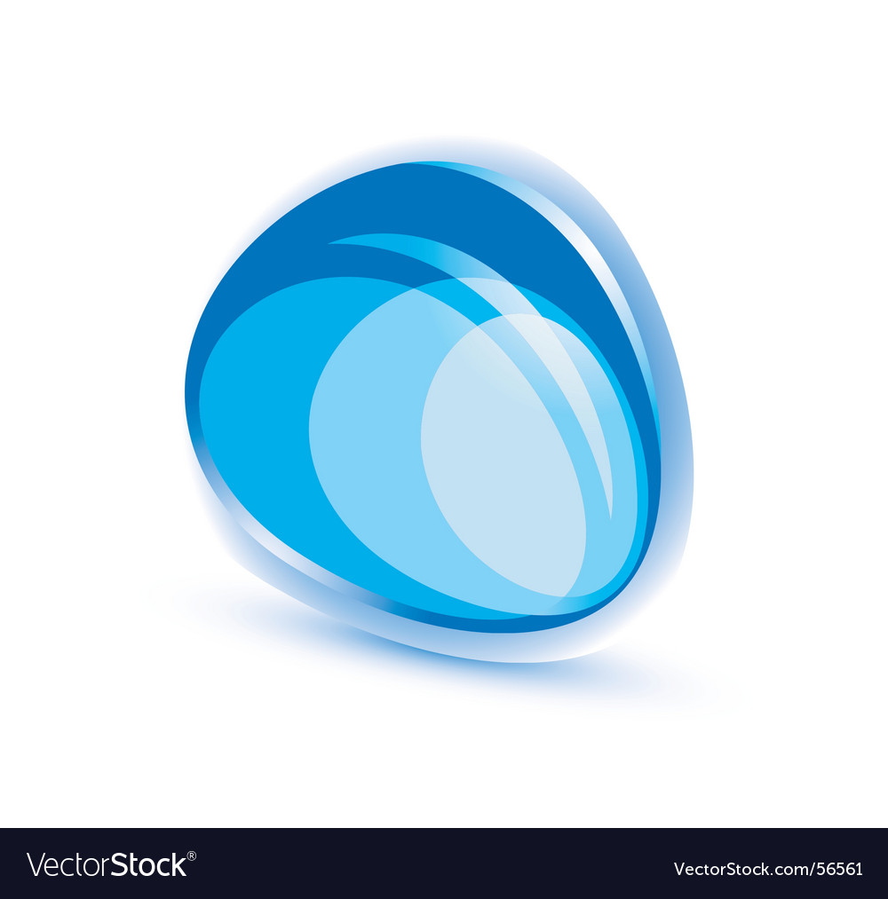 Aqua icon vector | Price: 1 Credit (USD $1)