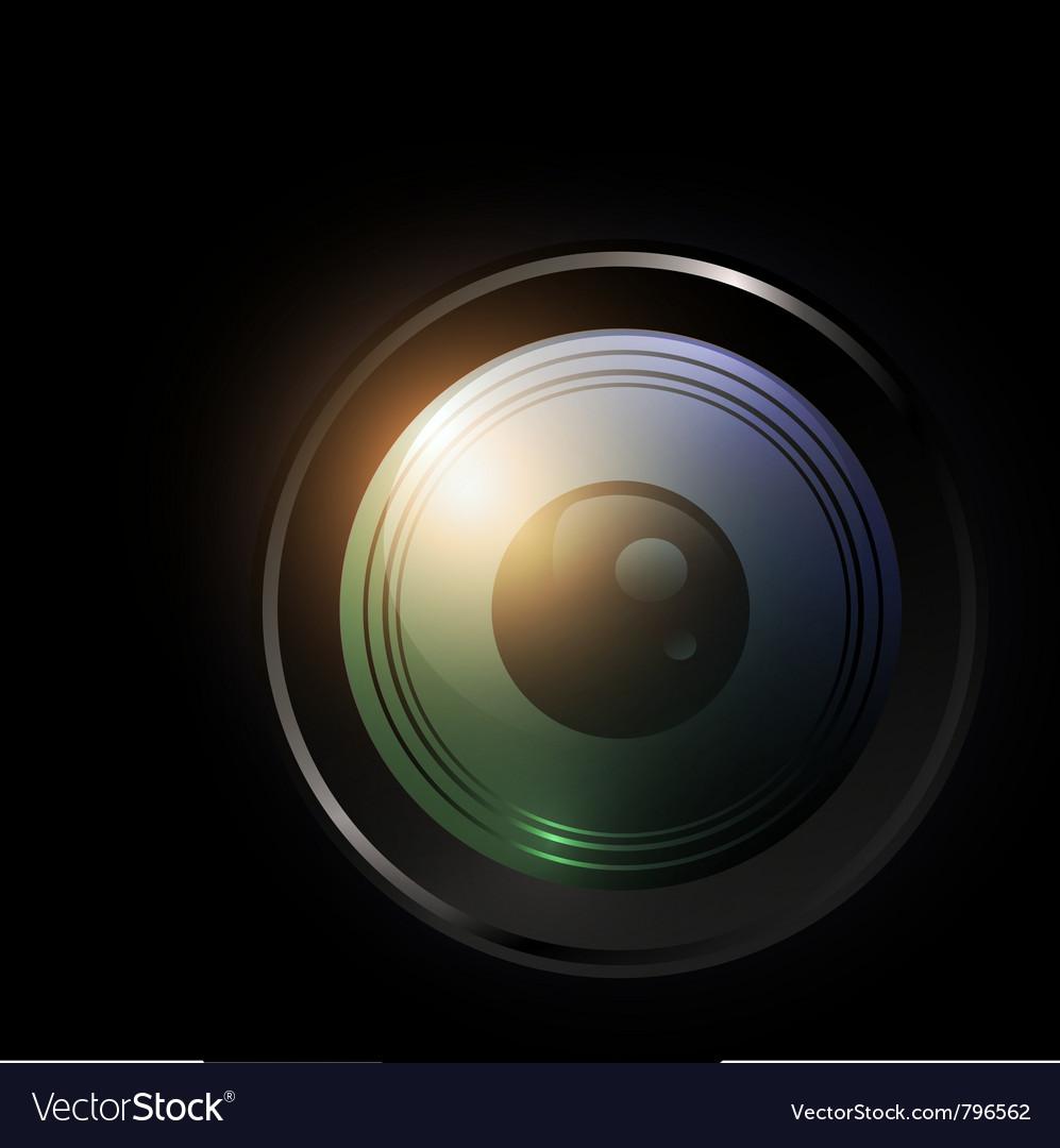 Camera lens vector   Price: 1 Credit (USD $1)
