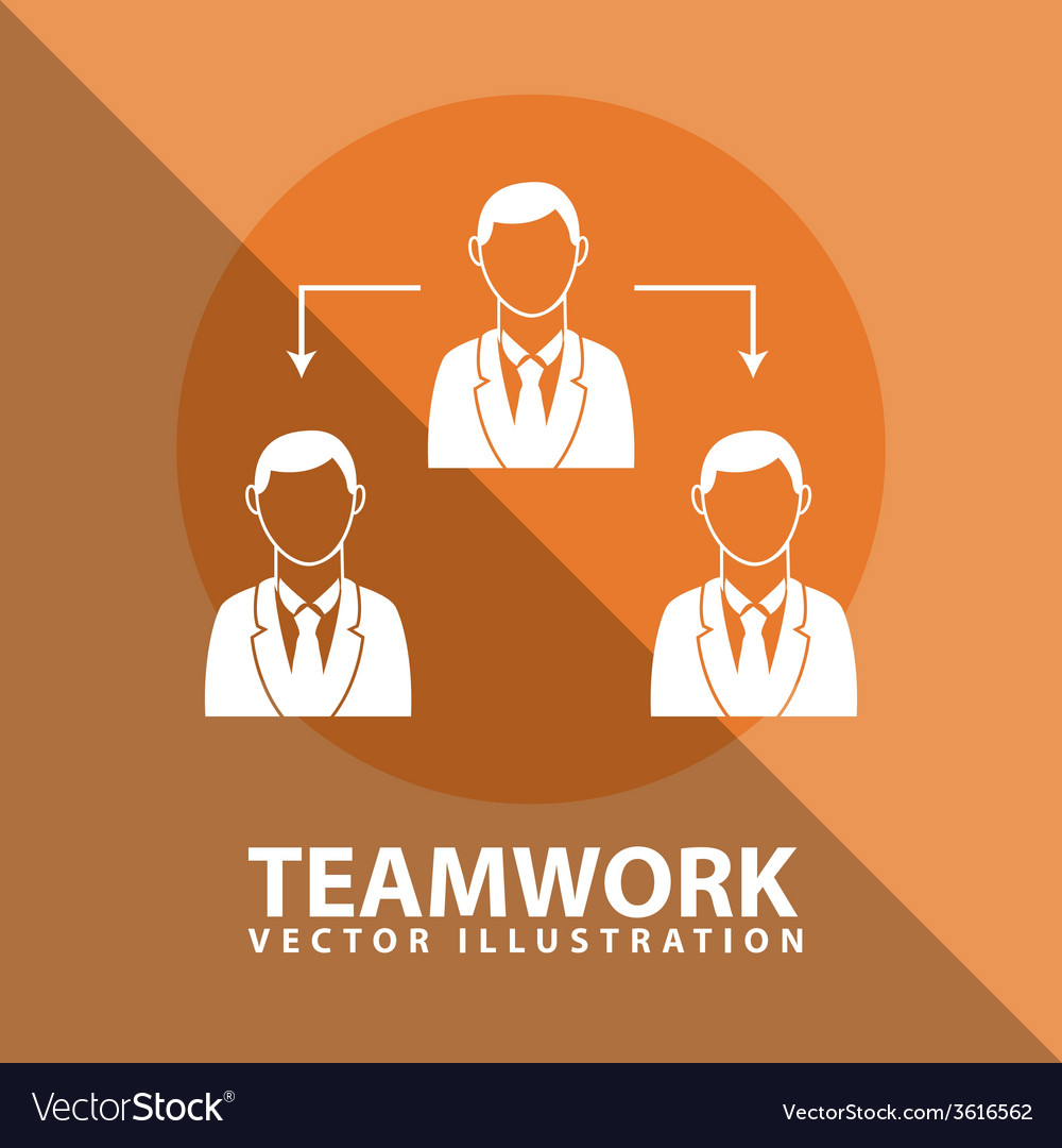 Team work vector | Price: 1 Credit (USD $1)
