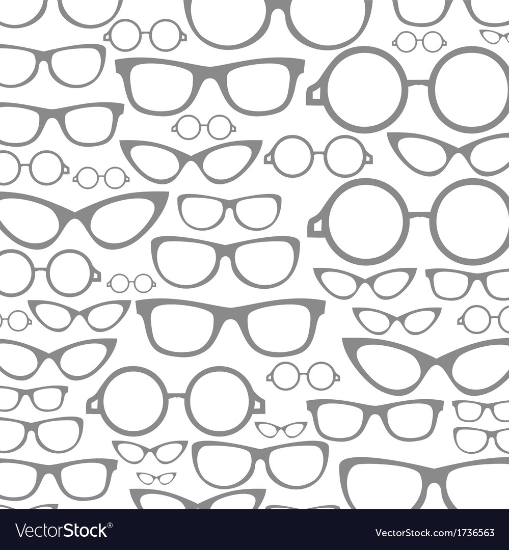 Glasses a background vector | Price: 1 Credit (USD $1)