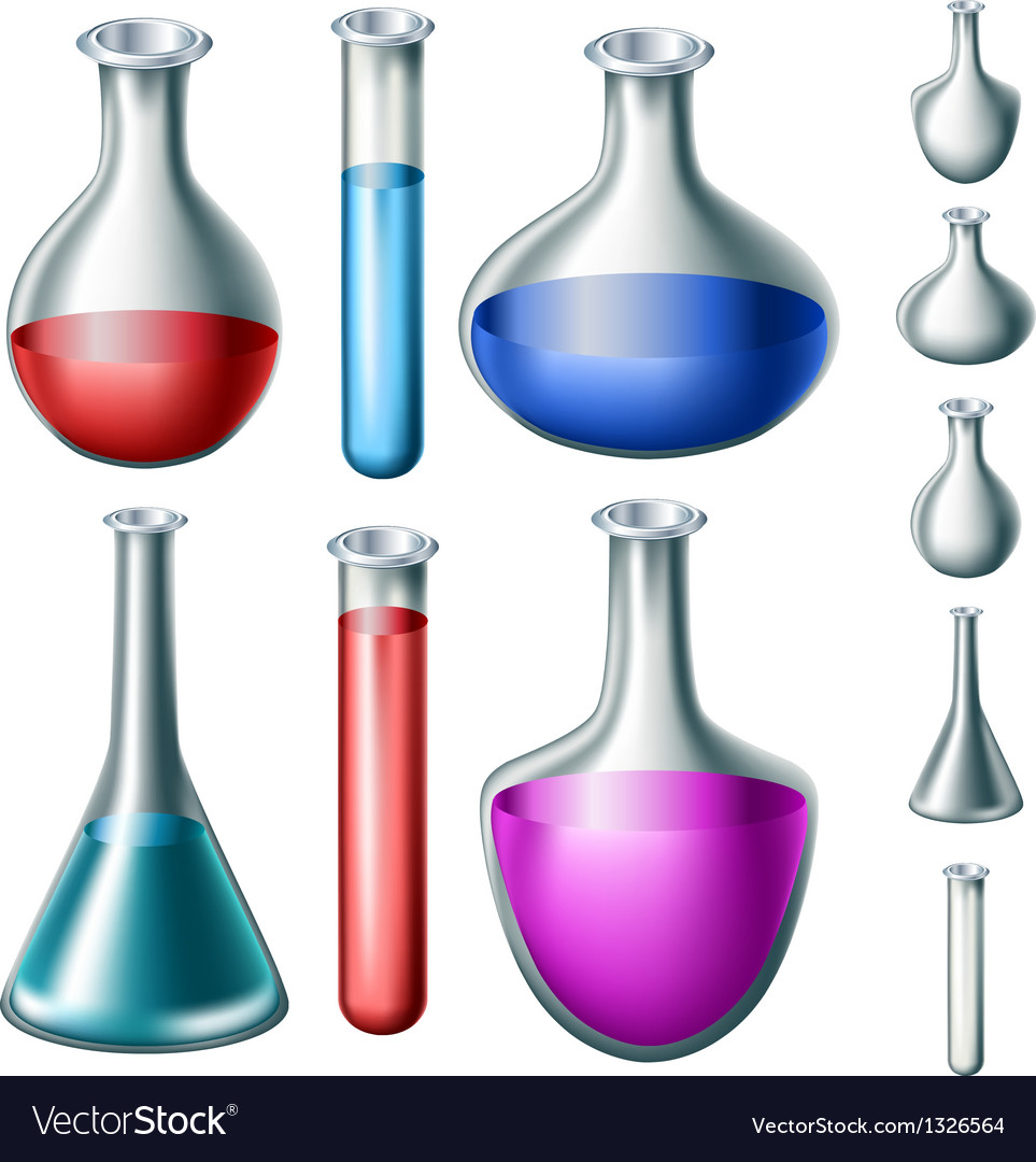 Potion set vector | Price: 1 Credit (USD $1)