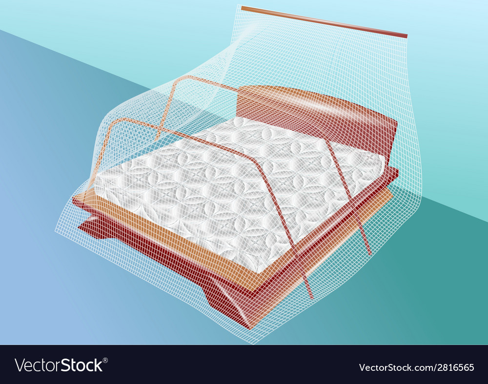 Mosquito net vector | Price: 1 Credit (USD $1)